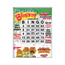 Star News Big Bucks Bingo