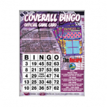 The Troy Record Coverall Bingo